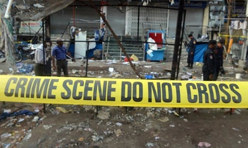 Police told to use latest technology for crime scene management