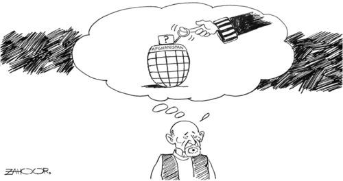 Cartoon: 22 January, 2019