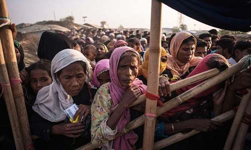 31 Rohingya in limbo on Bangladesh-India border