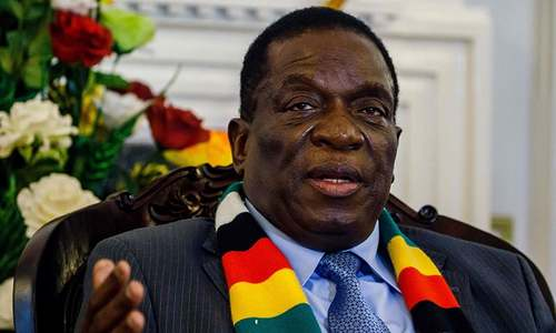 Mnangagwa returns to Zimbabwe after protest crackdown