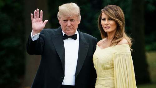 Donald Trump and Melania Trump nominated for 'Worst Actor' awards
