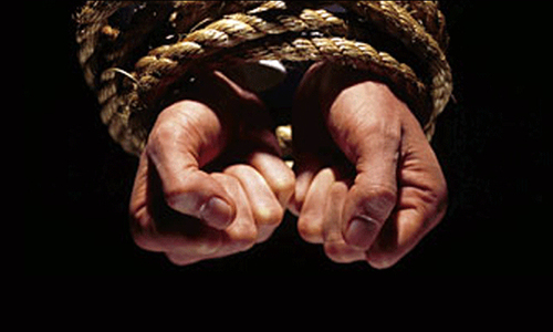 8 سال بعد اغوا برائے تاوان کے 3 مجرموں کی سزائیں ختم