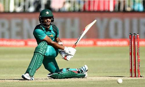 Hasan Ali rescues Pakistan innings in second ODI against South Africa