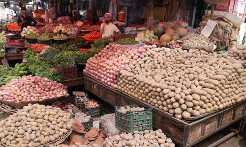 No, food inflation has not risen to 20 per cent in Pakistan