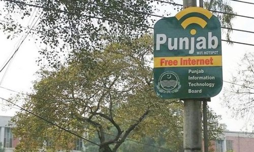 Punjab halts free Wi-Fi service at public places