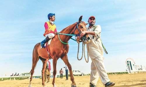 2018 — a tragic year for Karachi horseracing