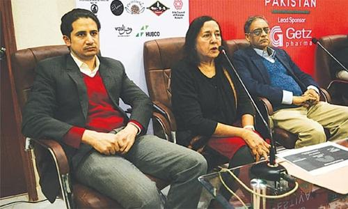 Adab Festival Pakistan to have 56 literary sessions