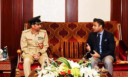 Islamabad, Dubai agree on mechanism for prisoner data swap