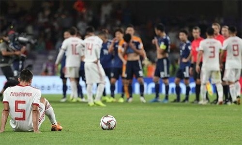 Penalty controversy as Japan stun Iran in Asian Cup semis