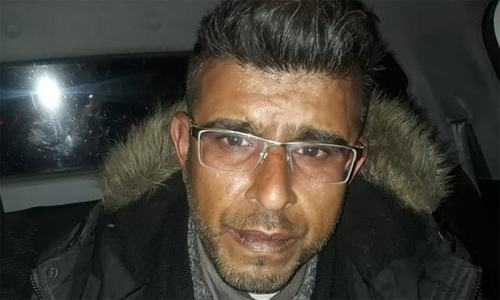 Convicted British sex offender held in Pakistan