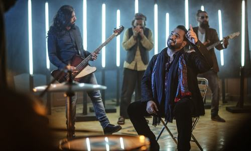 THE ICON INTERVIEW: SUFI, SOUL, ROCK 'N' ROLL
