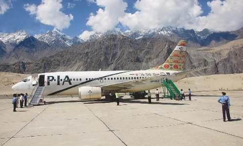 No more bumpy flights to northern areas