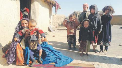 HEALTH: THE BATTLE AGAINST POLIO IS STILL ON