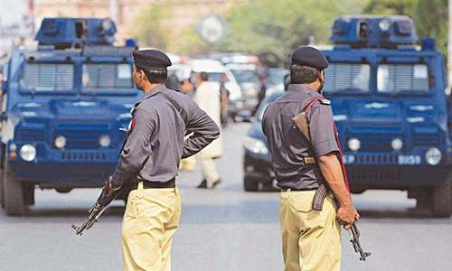 Plan to collect details of policemen addicted to gutka in Karachi