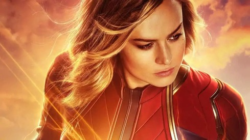 Brie Larson teases new clip of Captain Marvel battling it out with a Skrull