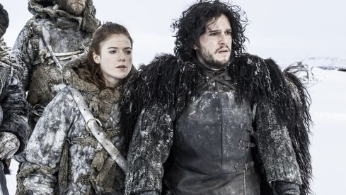 Kit Harington spoiled the ending of Game of Thrones for wife Rose Leslie