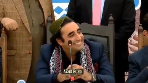 Bilawal Bhutto cracked a sexist joke about his marriage and we expected better