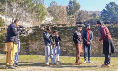 These students from KP hope to bring change through their short films