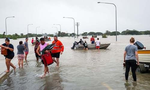 Two dead in Australia floods as fresh warning issued
