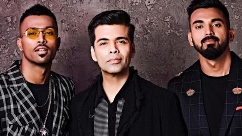 Case filed against Karan Johar, cricketers Hardik Pandya and KL Rahul for sexist remarks