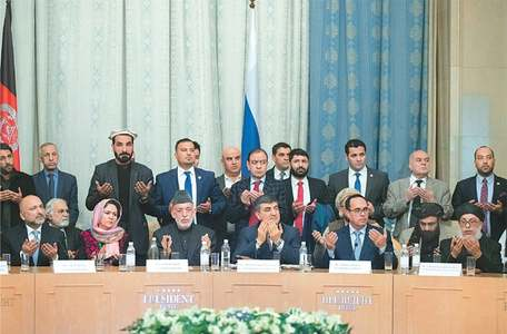 Taliban continue talks with Afghan politicians in Moscow