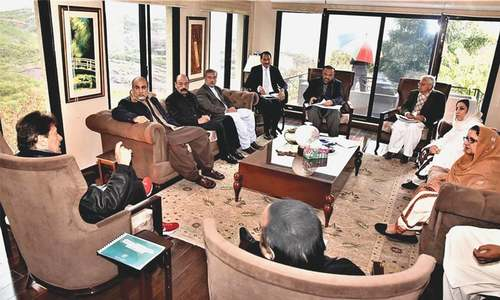 Govt wants Shahbaz to quit position of PAC chief