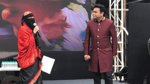 AR Rahman claps back at trolls, supports his daughter's choice to wear a niqab