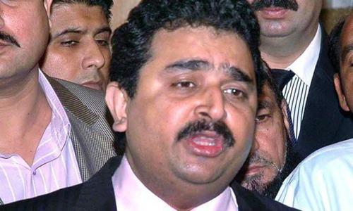 Former ports minister Kamran Michael arrested by NAB Karachi