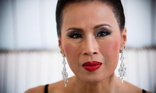 Thai princess in run for political power