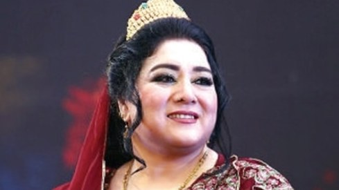 Pashto singer Shakila Naz is recording a new album after 28 years