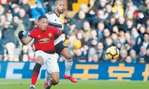 Martial gem catapults resurgent United into fourth place