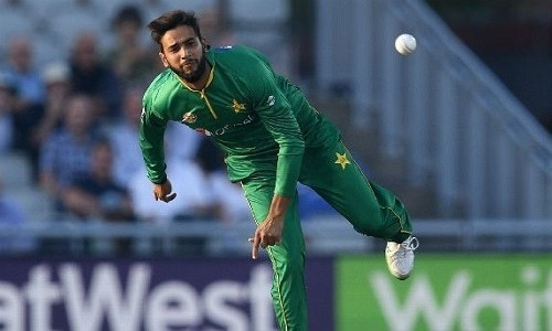 Imad Wasim moves to fourth position in ICC Rankings