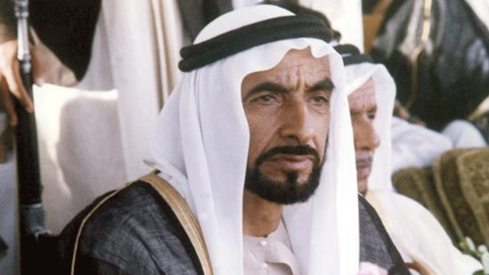 Sheikh Zayed's biopic will be reworked by Gladiator writer