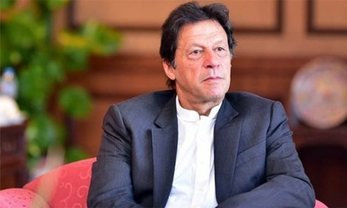 PM mulling Ijaz Shah's appointment as NSA