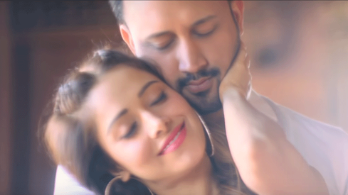 Atif Aslam released a heartbreak song just before Valentine's Day. Can you relate?