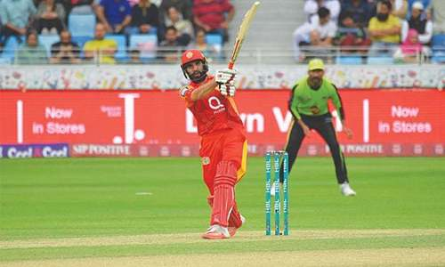 Islamabad face Lahore as PSL rolls into action