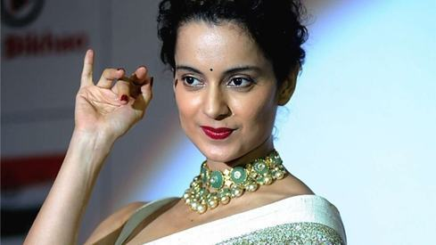Kangana Ranaut's making a biopic on herself