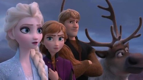 Frozen sequel gets its long awaited teaser and we can't let it go