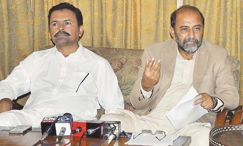 SUP warns against any deal with Zardari, Murad and associates