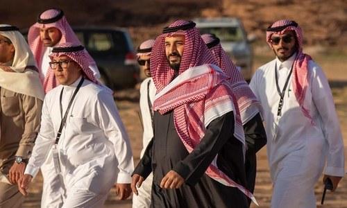سعودی ولی عہد آئندہ ہفتے چین کا دورہ کریں گے