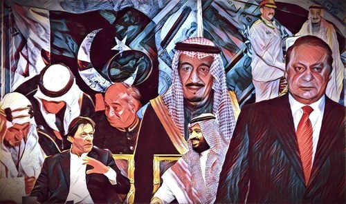 An overview of Pak-Saudi relations