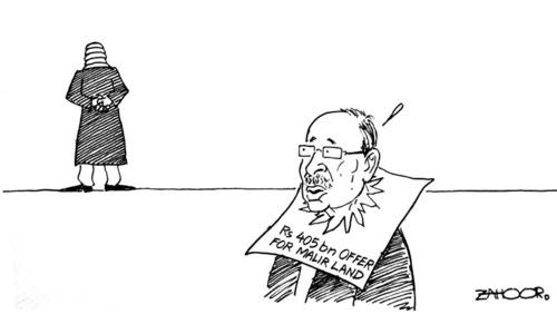 Cartoon: 16 February, 2019