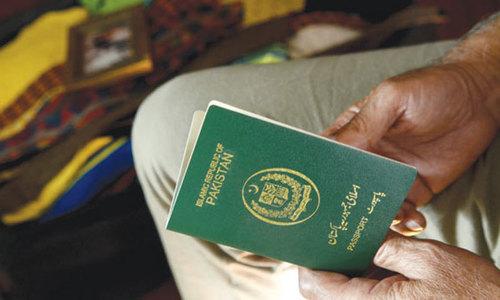 سعودی عرب کا پاکستانی شہریوں کیلئے ویزا فیسوں میں کمی کا اعلان