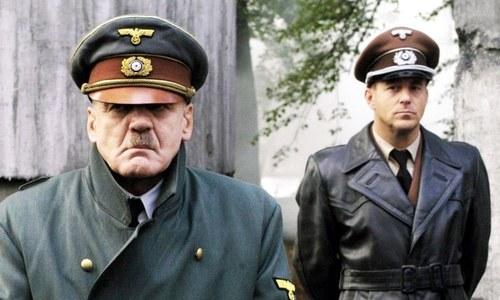 آن اسکرین ہٹلر بننے والے اداکار برونو گنز چل بسے