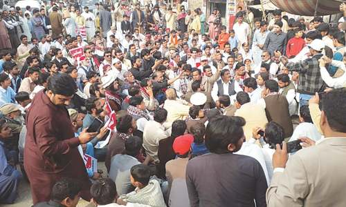 Nationalist forces vow to foil plot to foment ethnic violence in Sindh