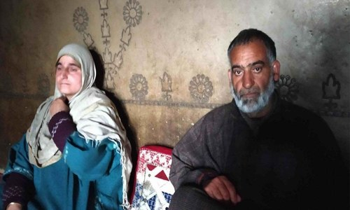 In Kashmir, a child gained in a miracle and lost to militancy