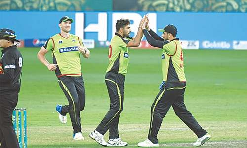 Shaheen, Haris lead Lahore to win over Karachi