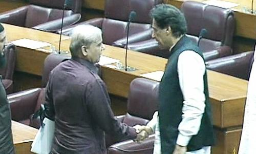 Parliament's first six months will be remembered for feud between PTI, opposition