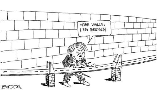 Cartoon: 18 February, 2019