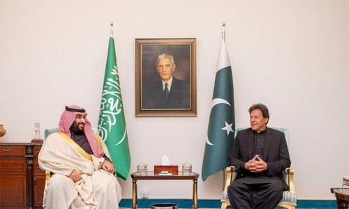 سعودی ولی عہد کے دورہ پاکستان پر عرب میڈیا نے کیا لکھا؟